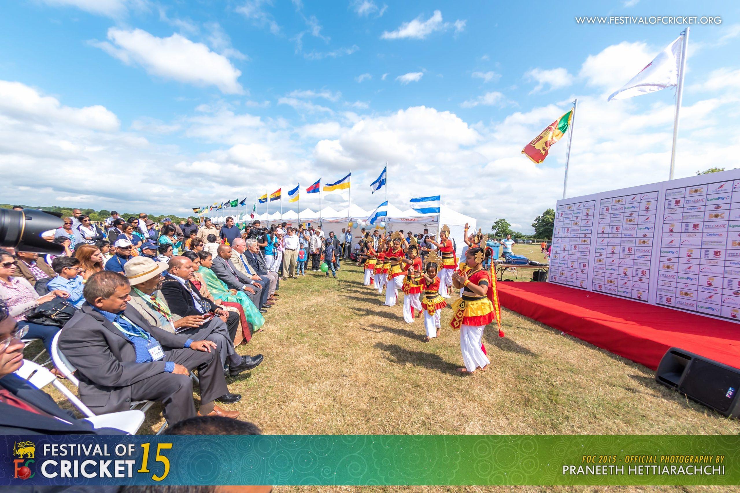 Festival of Cricket 2015